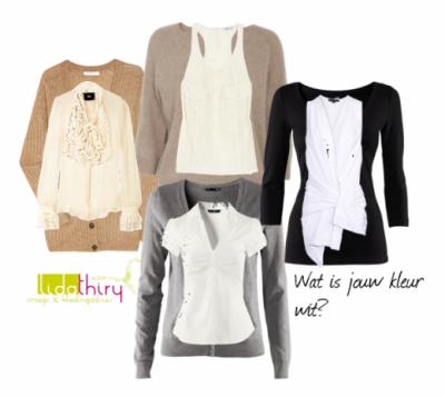 Wat is jouw kleur wit? Welk wit laat jou stralen?