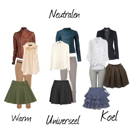 Je beste neutrale kleuren – de basis van je garderobe