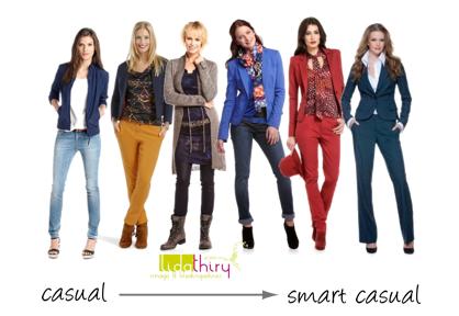 Het verschil tussen casual en smart casual