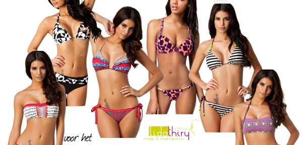 Vijf bikinitips voor kleine borsten