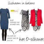 De ideale jurk voor het O-silhouet - lichaam in balans