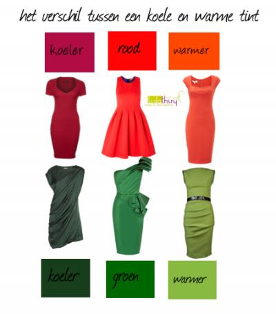 Hoe zie je nu het verschil tussen koele en warme kleuren lida thirylida thiry - Koele kleuren warme kleuren ...