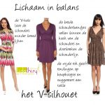 De ideale jurk voor het V-silhouet - lichaam in balans