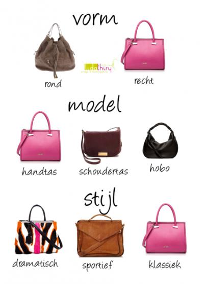 De perfecte tas moet aan een aantal voorwaarden voldoen
