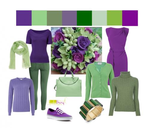 De complete gids voor kleurencombinaties, inspiratie voor een kleurencombinatie (4)