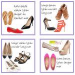 Schoenen die flatteren - jou er beter uit laten zien