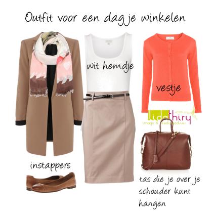 Outfit samenstellen vrouw