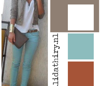 De kleur Taupe kan iedereen dragen – universele kleuren