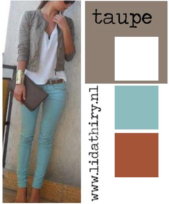 Trendy kleurencombinaties voor jouw kleurtype