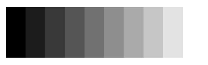 Je hebt koel grijs en warm grijs - zie hier het verschil