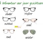 De perfecte bril voor je gezichtsvorm en huidkleur