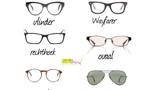 De perfecte bril voor je gezichtsvorm en huidkleur Lida Thiry