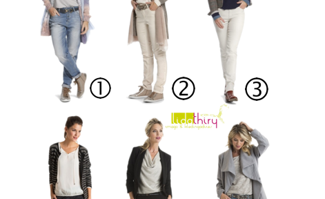 In zes stappen naar een eigen kledingstijl