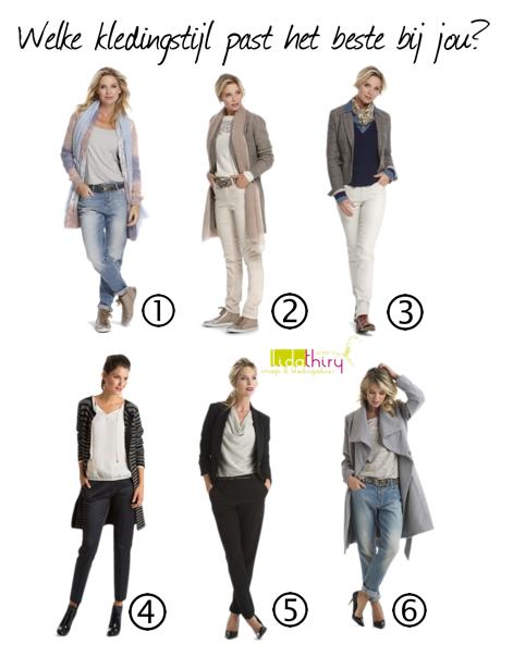 kleding stylen