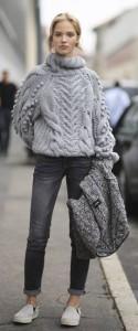 Dikke truien