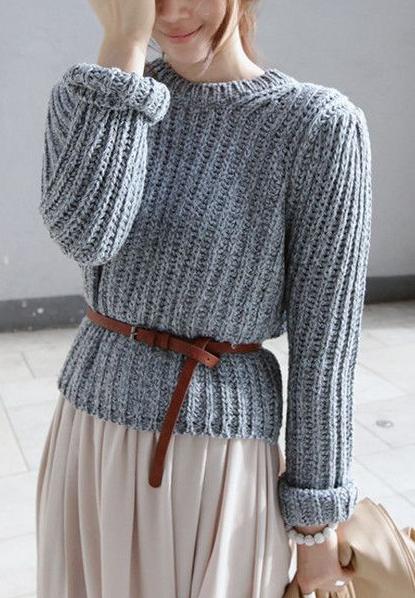 Comfortabele truien - hoe combineer je ze