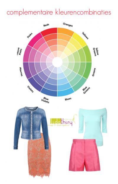 Geweldige kleurencombinaties maken - op zes simpele manieren