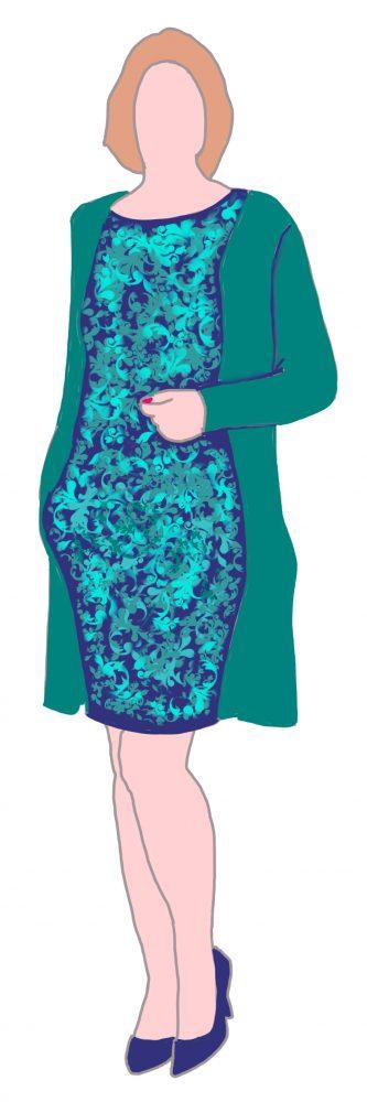 Een lang vest draag je zo voor jouw bodytype