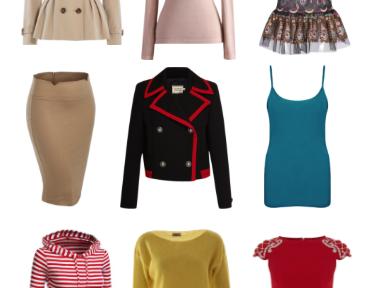 Miskopen voor het V-silhouet – laat deze kleding hangen