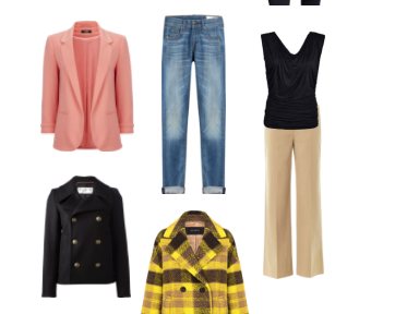 Miskopen voor het X-silhouet – laat deze kleding hangen