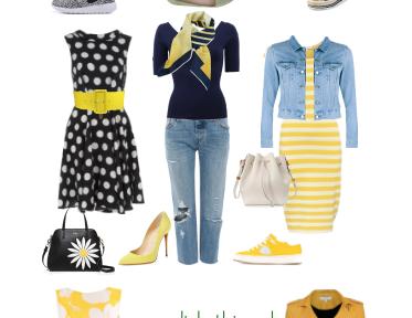Zin in zonnig geel - voor ieder kleurtype is er een geel