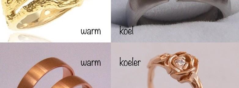 Dit goud past bij jouw kleurtype – sieraden