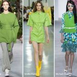 De Pantonekleur van het jaar 2017 is: Greenery