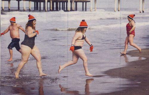 Je bodytype bepalen kan ook zo - waar word jij dikker?