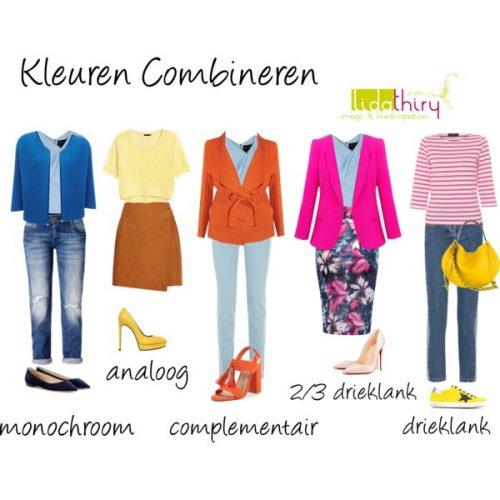 Kleurenschema voor je garderobecapsule - zo kies je de kleuren