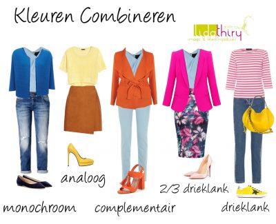 kleurkeuze kleding