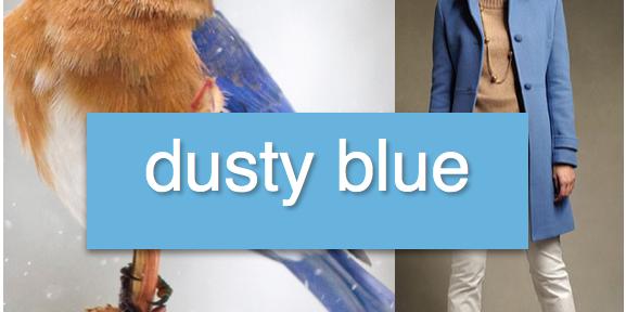 Dusty blue is ook een blauw voor jou – laat je verrassen