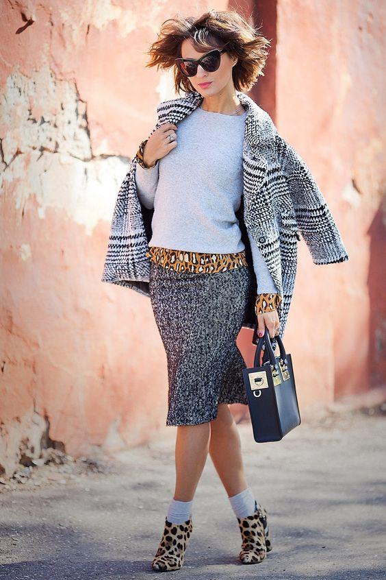 De kokerrok – het ideale kledingstuk voor in je basisgarderobe