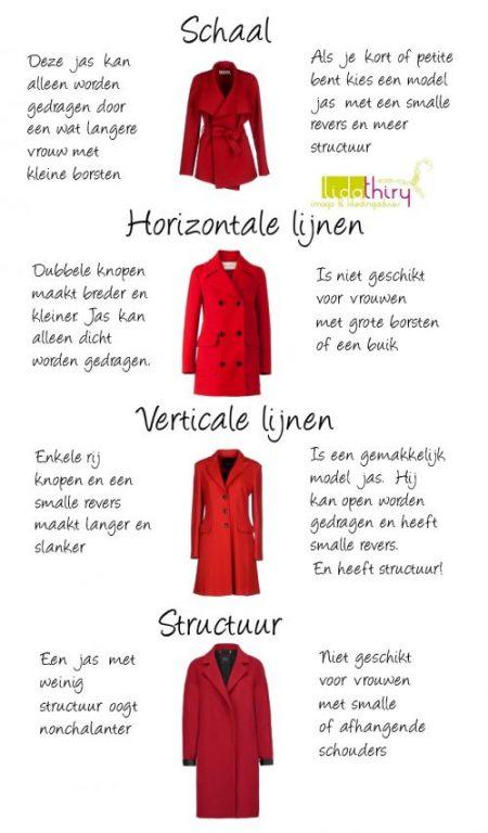 Tien tips voor de perfecte winterjas voor jouw bodytype