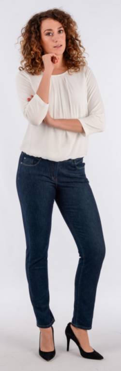 De perfecte jeans vind je zo - basisgarderobe