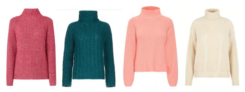 Comfortabele truien – zo combineer je ze