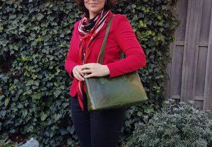 Toon mij je outfit in rood en groen - het resultaat