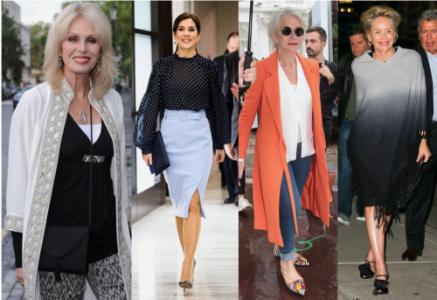 Een eurochique stijlpersoonlijkheid houdt van eenvoud