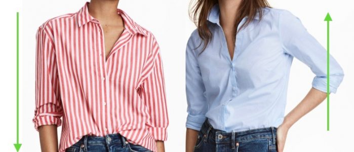 De ideale overhemdblouse voor jouw bodytype