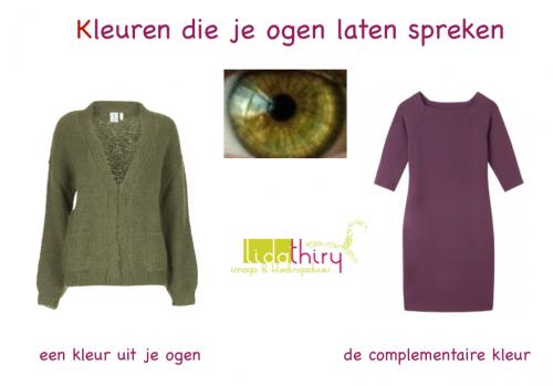 Kleuren die je ogen laten spreken – oogkleurversterkers