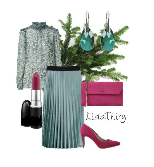 Winkel in je eigen kledingkast voor je kerstoutfit - tien tips