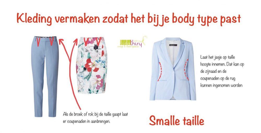 Kleding passend maken op jouw bodytype (1)