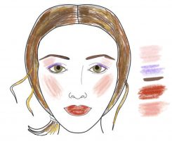Jouw goede make-up kleuren – zo kies je ze
