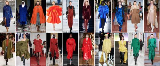Dit zijn de trendkleuren Herfst-Winter 2020 volgens Pantone