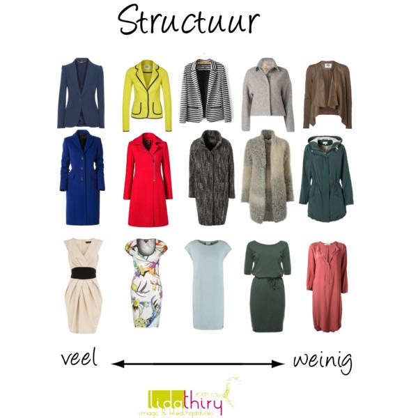 De structuur van een kledingstuk doet veel voor je uitstraling