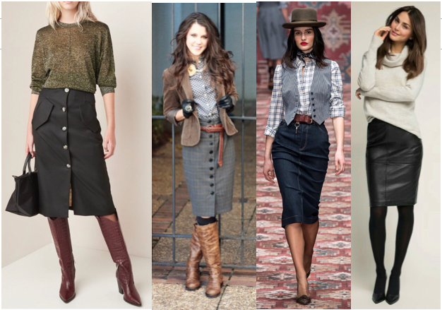 er goed uitzien in een rok - wat je wel en beter niet kunt doen.