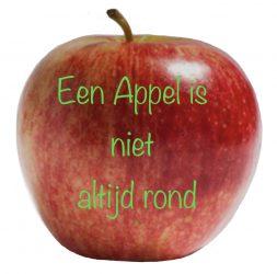 Een Appel is niet altijd rond – het slanke O-silhouet