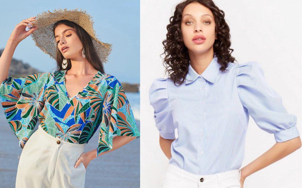 De voordelen van een blouse