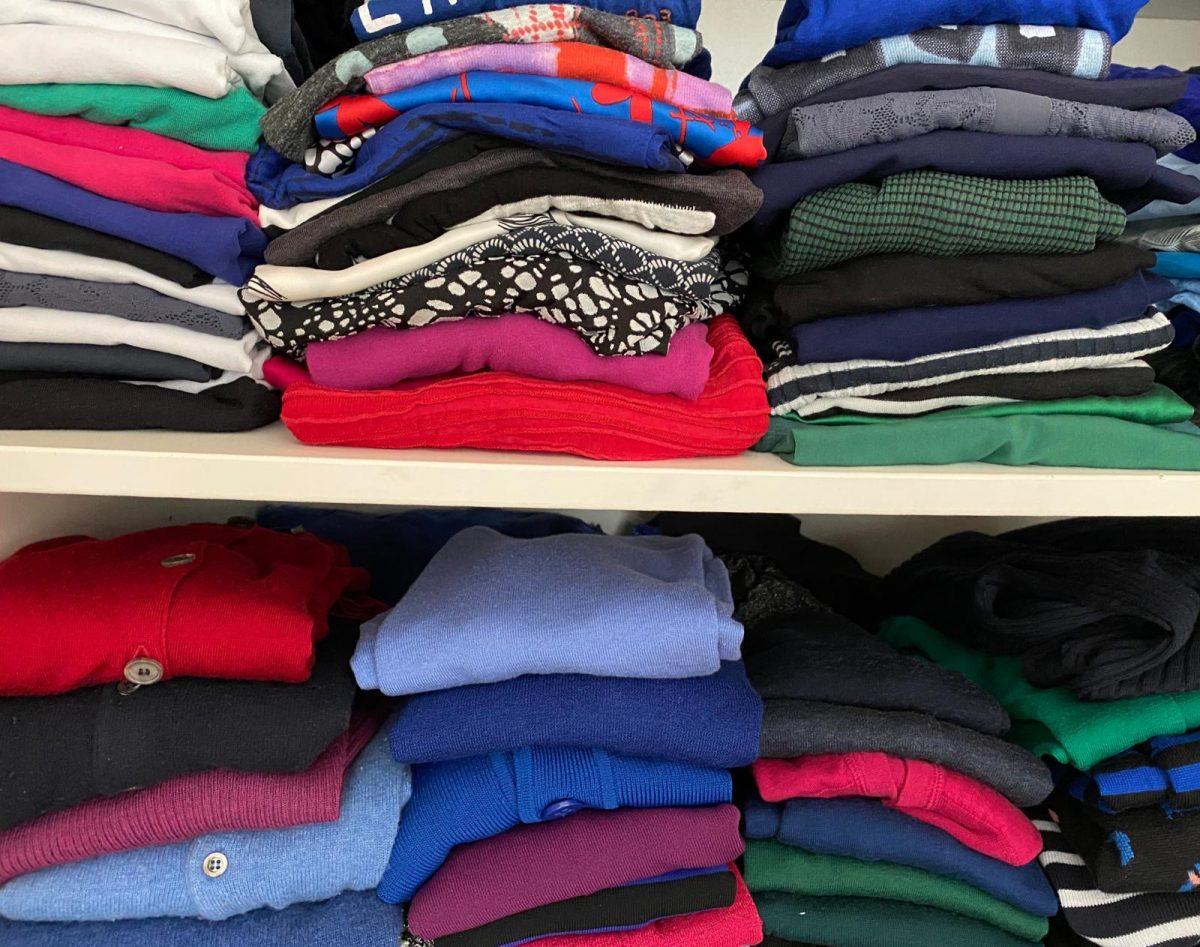 Je kledingkast opschonen wordt zo een makkie.