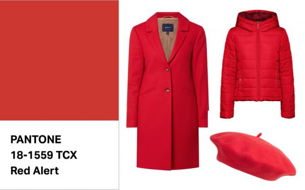 Dit zijn de modekleuren Herfst-Winter 2021 volgens Pantone